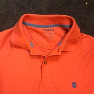 IZOD Salmon Polo Shirt